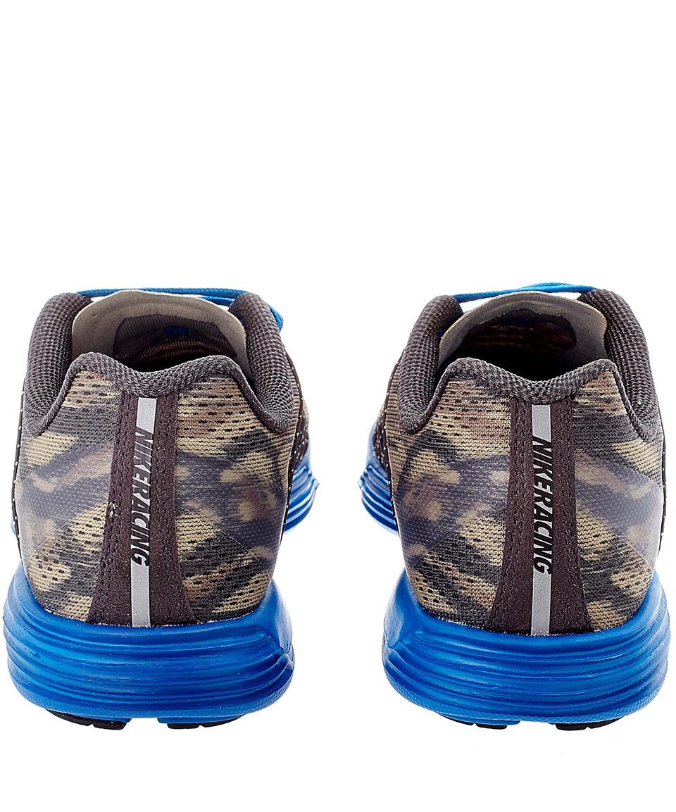 Nike Grey Lunaracer +3 Trainer in Grey