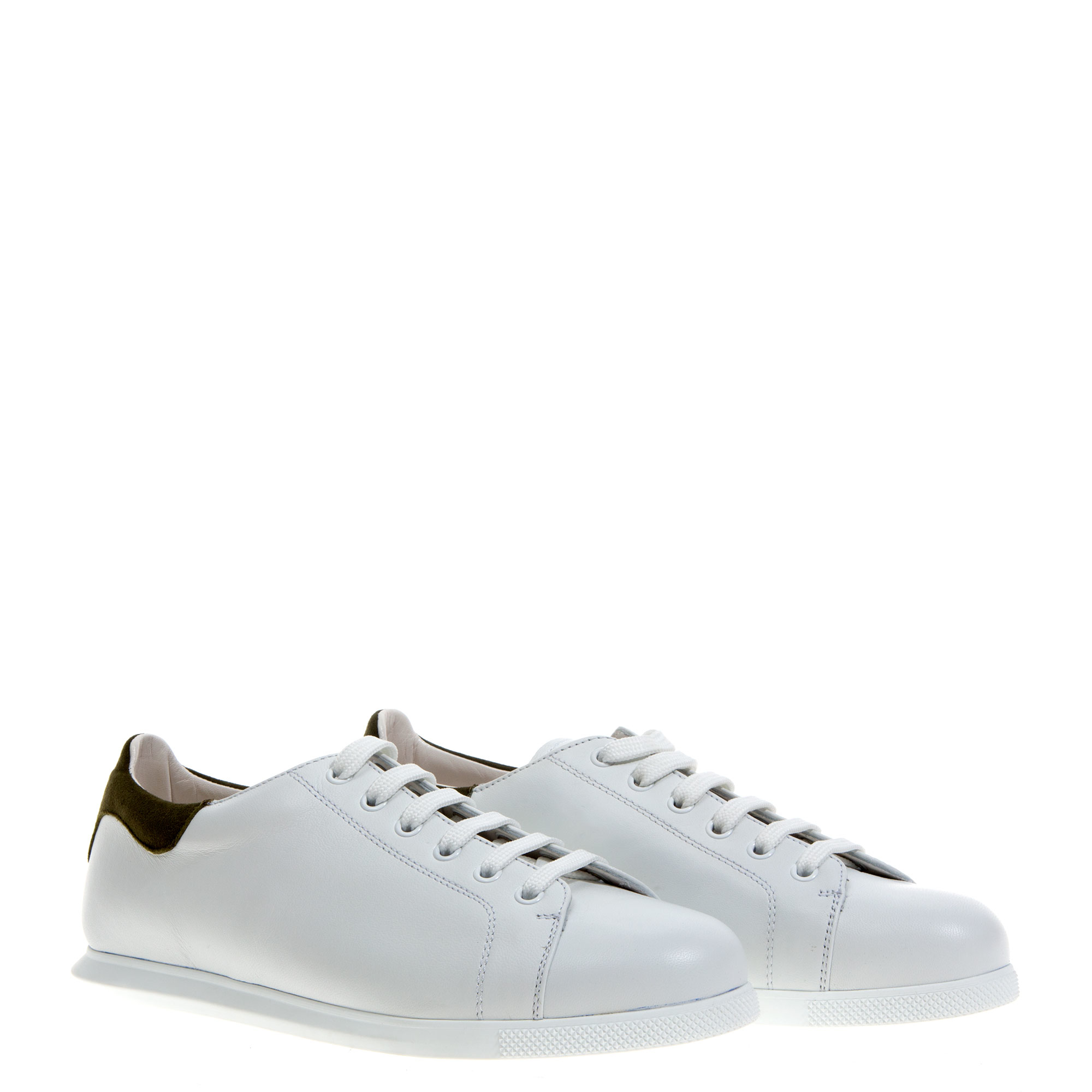 alexander mcqueen sneaker in white lyst. Black Bedroom Furniture Sets. Home Design Ideas
