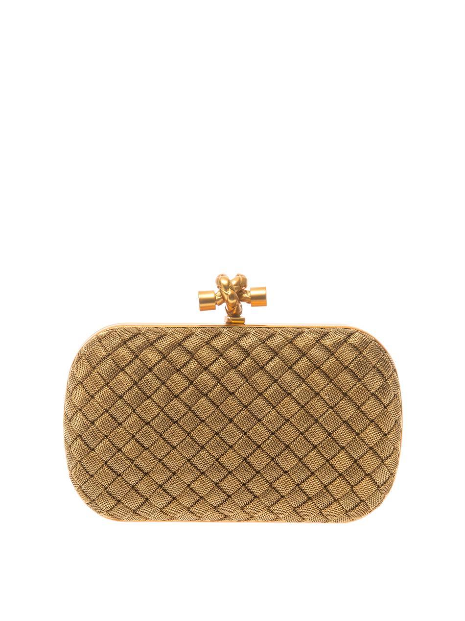 The Bottega Veneta clutch worn by European princesses | HELLO!