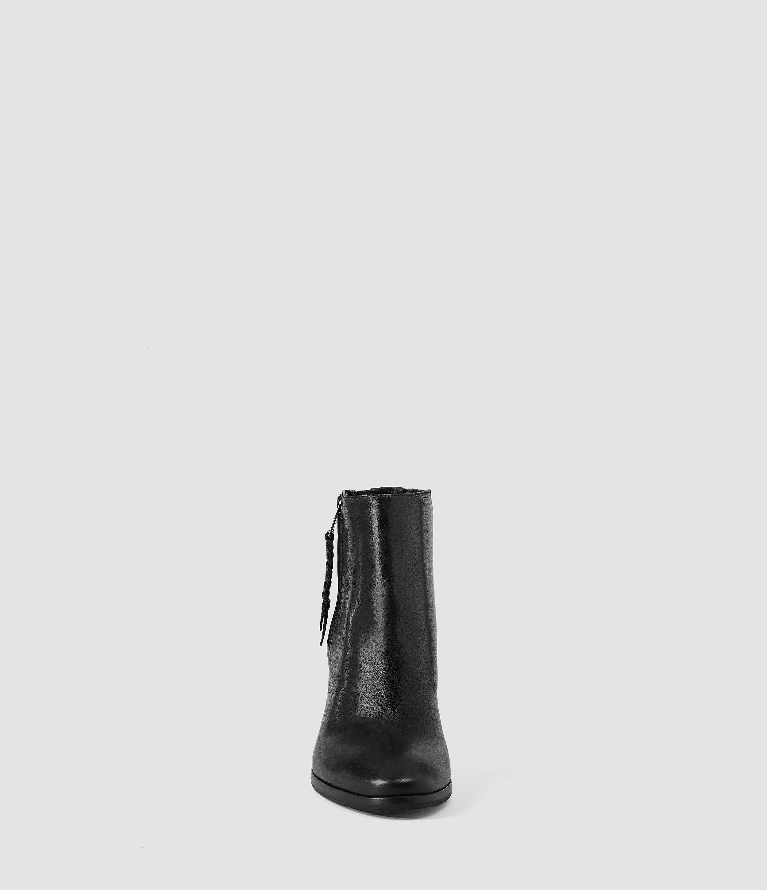 AllSaints Paget Boot in Black