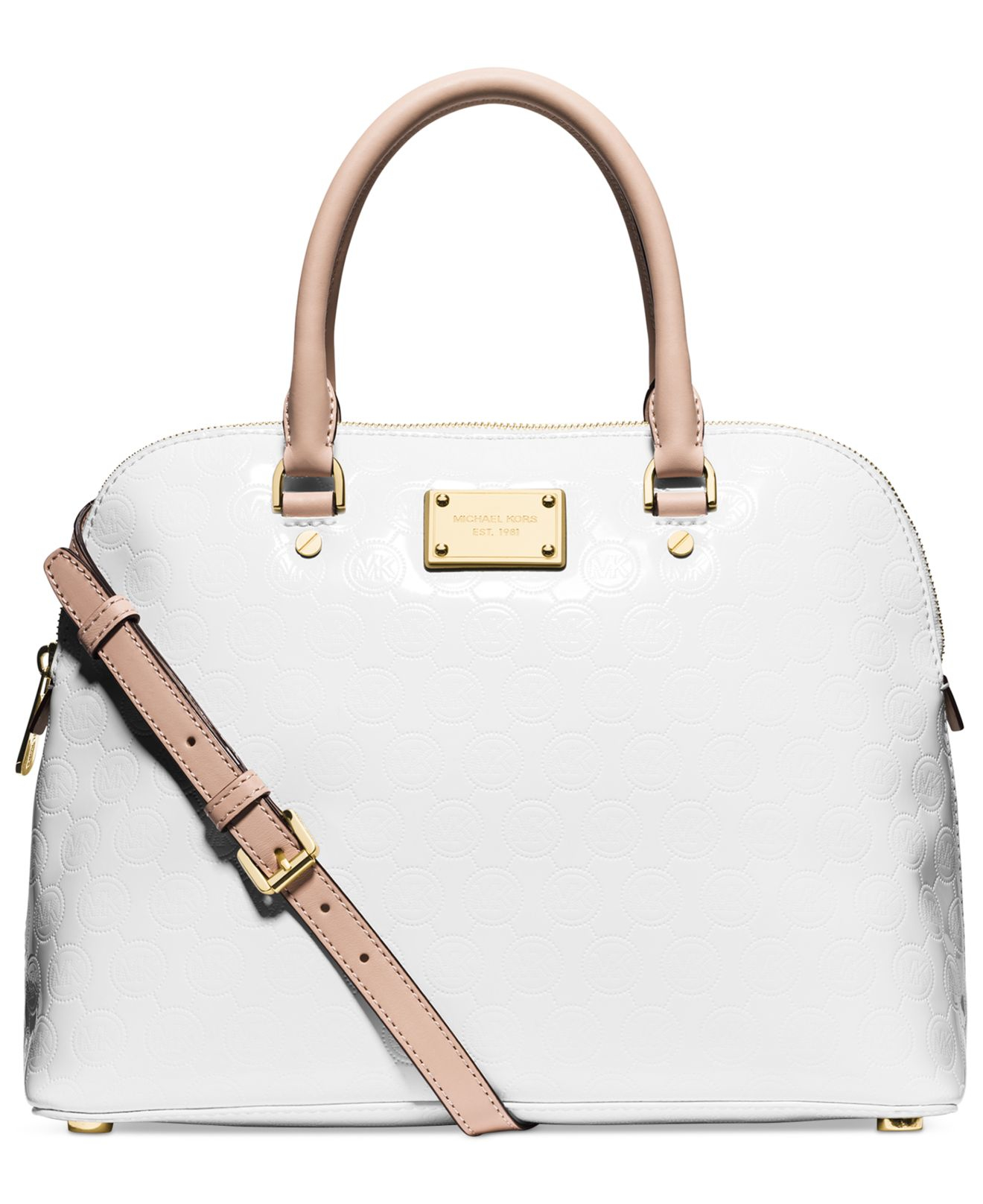 effb9541240f3a Gallery. Previously sold at: Macy's · Women's Michael Kors Cindy
