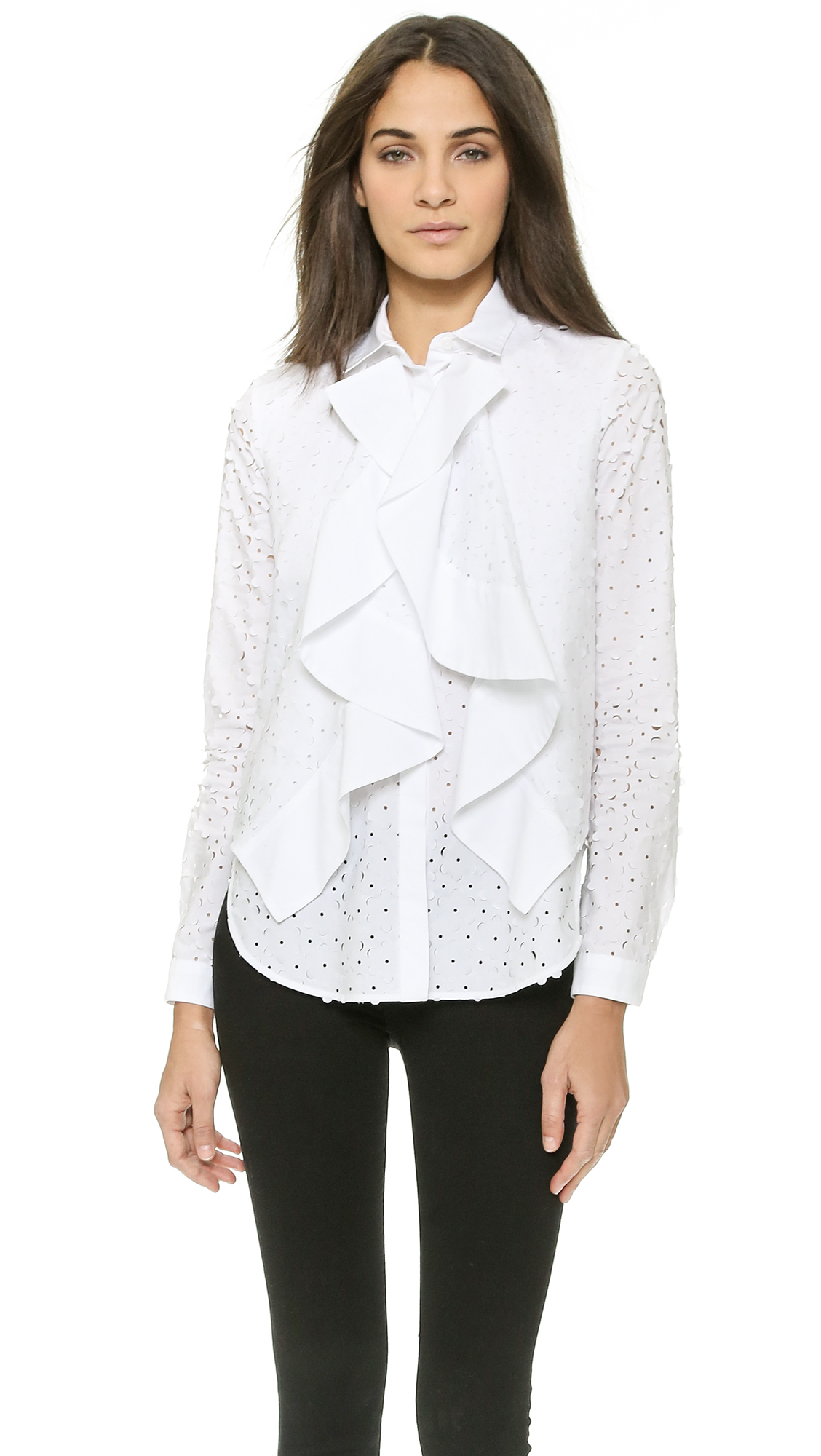 Shop for ruffle blouse at al9mg7p1yos.gq Free Shipping. Free Returns. All the time.
