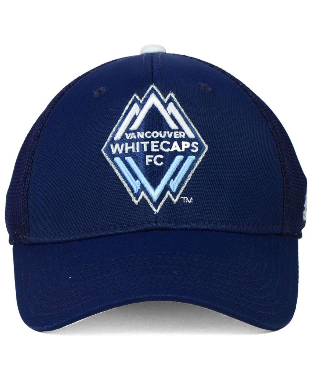 f763b89b1de Lyst - adidas Originals Vancouver Whitecaps Evolution Bucket Hat in ...