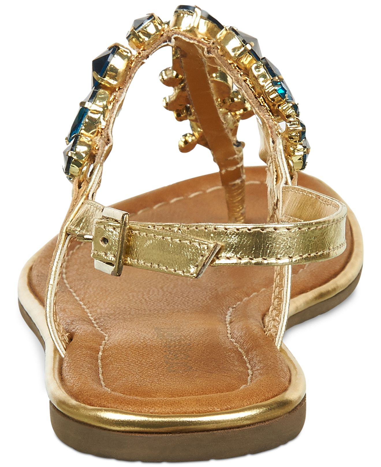 Carlos Women S Gold Shoes