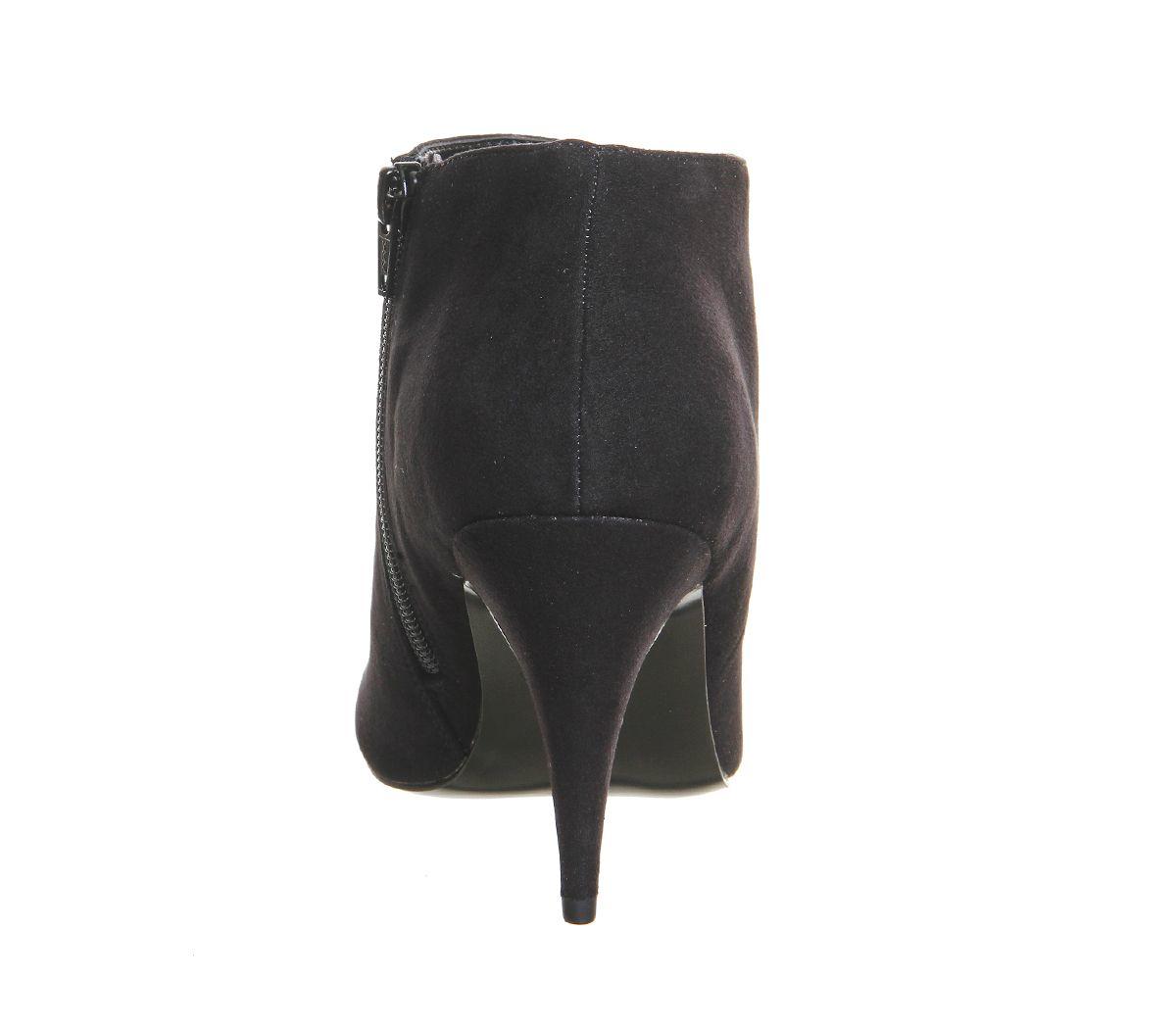 Office Quintet Shoe Boots in Black
