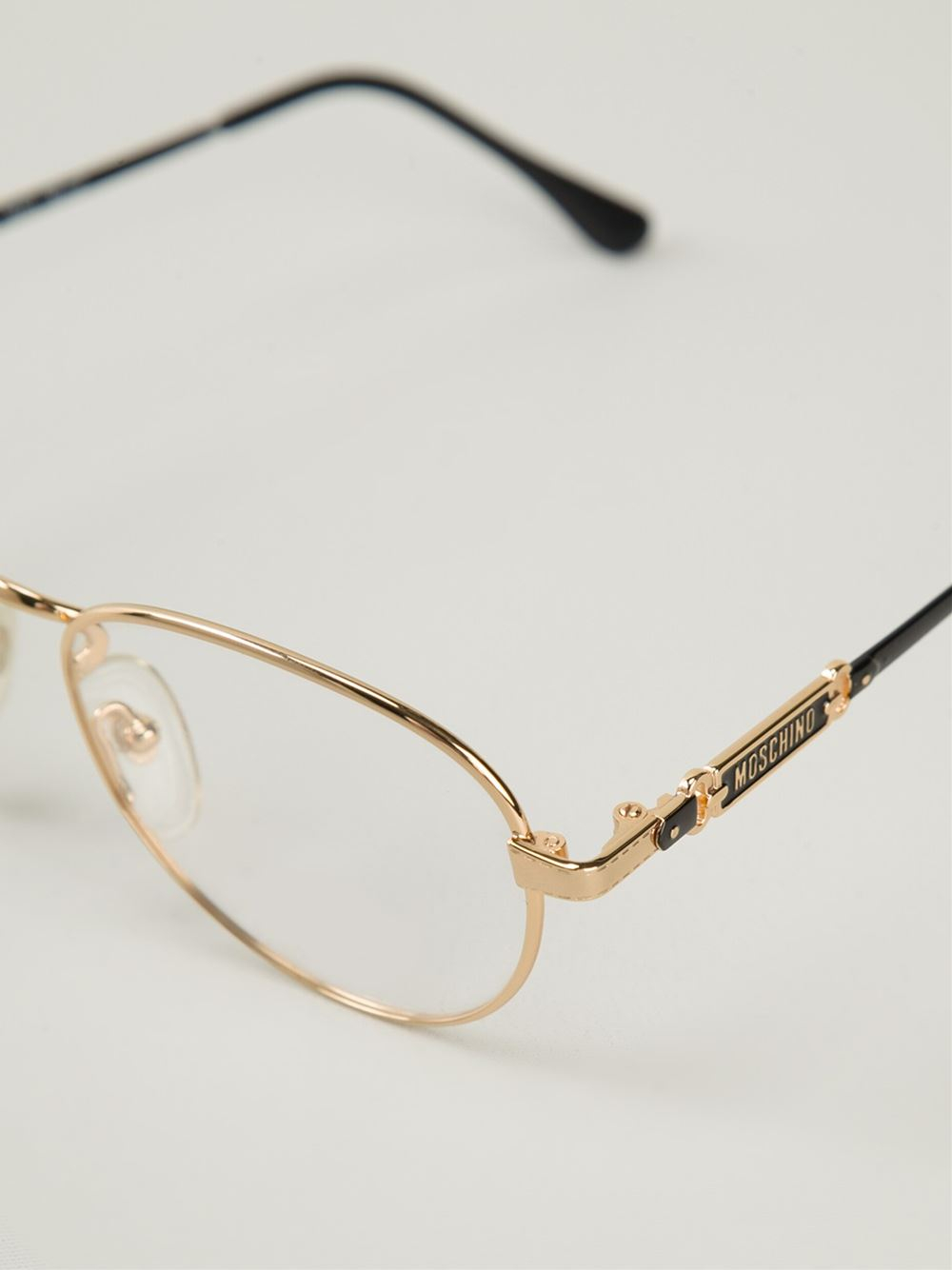 Contemporary Moschino Frames Glasses Image - Picture Frame Ideas ...