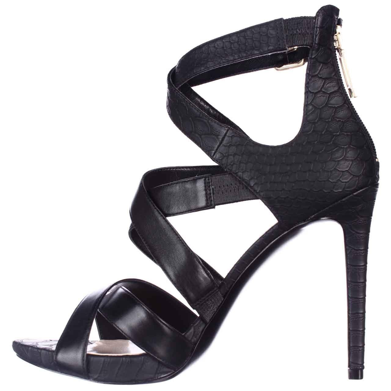 Abby Strappy Heels Dress Sandals Guess Sandals Heels Shoes