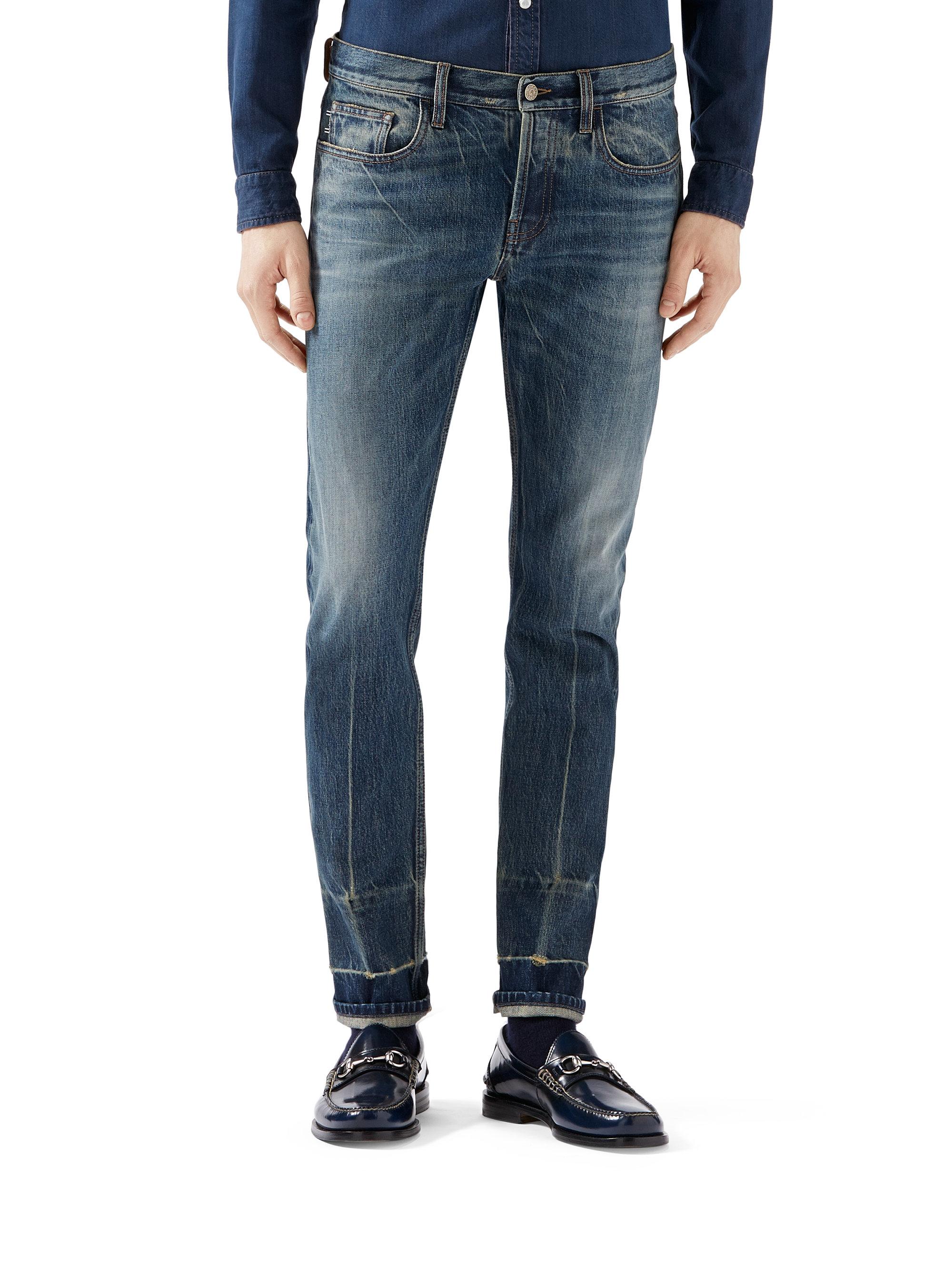 gucci jeans skinny. Black Bedroom Furniture Sets. Home Design Ideas