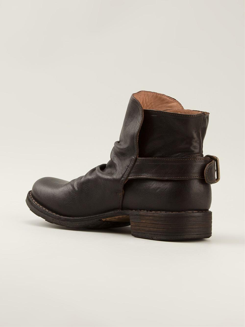 fiorentini baker espot eternity boots in black for men. Black Bedroom Furniture Sets. Home Design Ideas