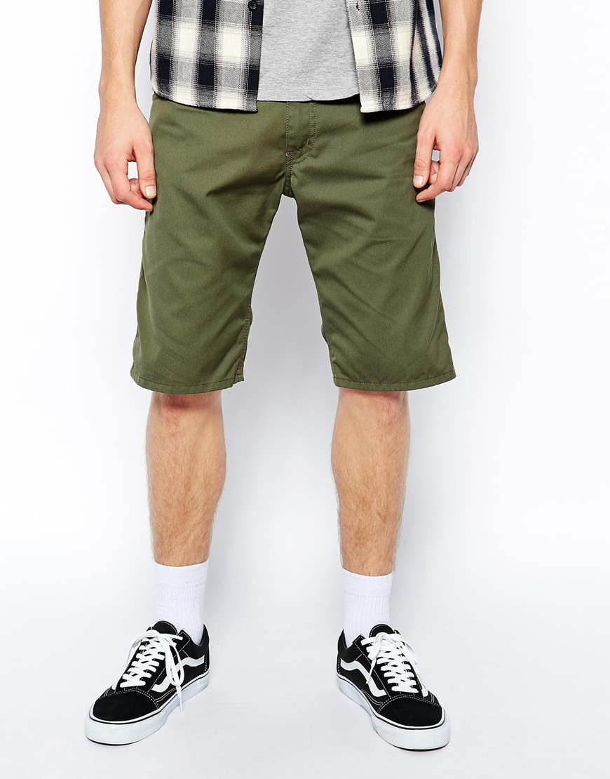 release info on great prices 50% price Skill Shorts Slim Fit