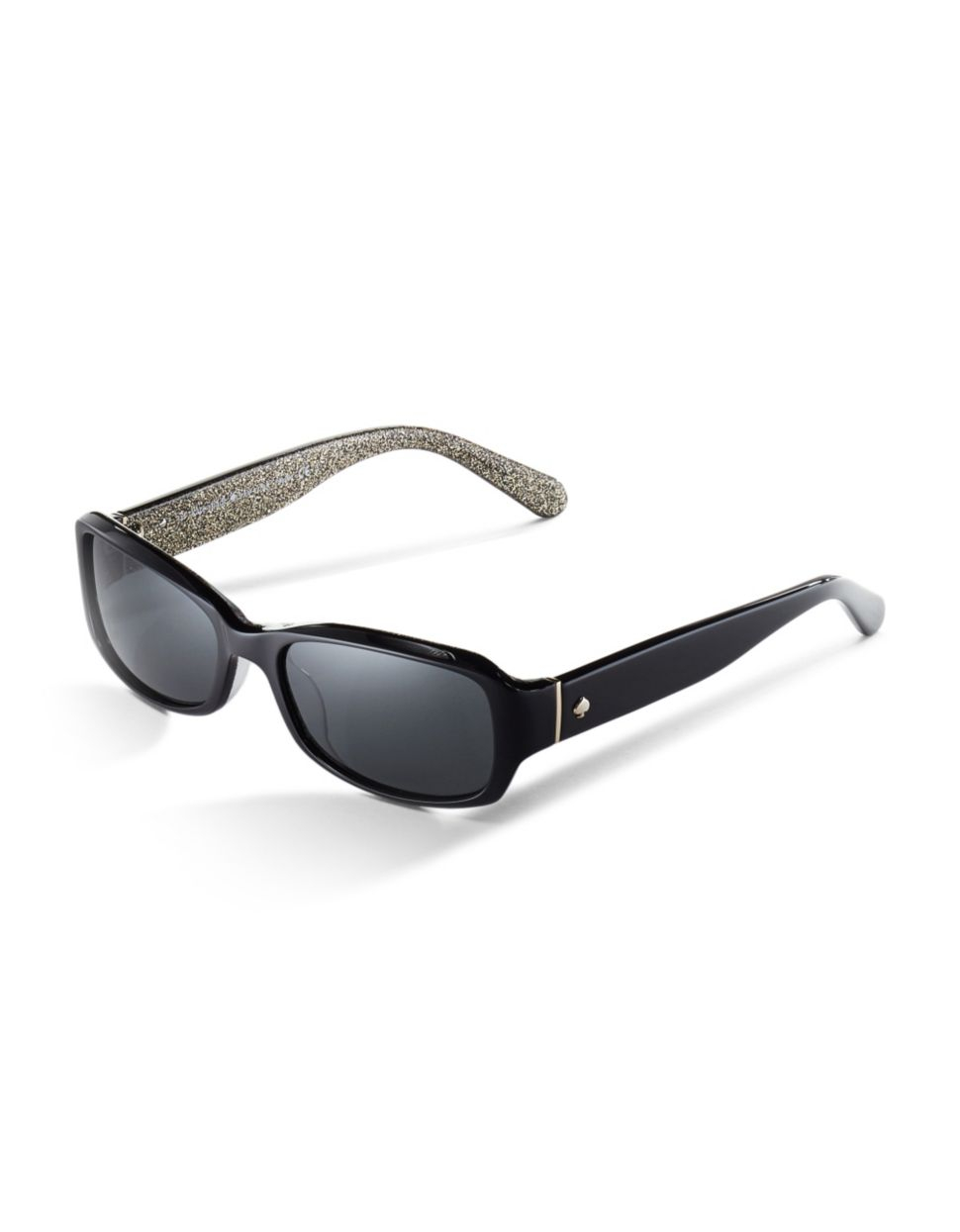 Kate Spade Adley Sunglasses in Black