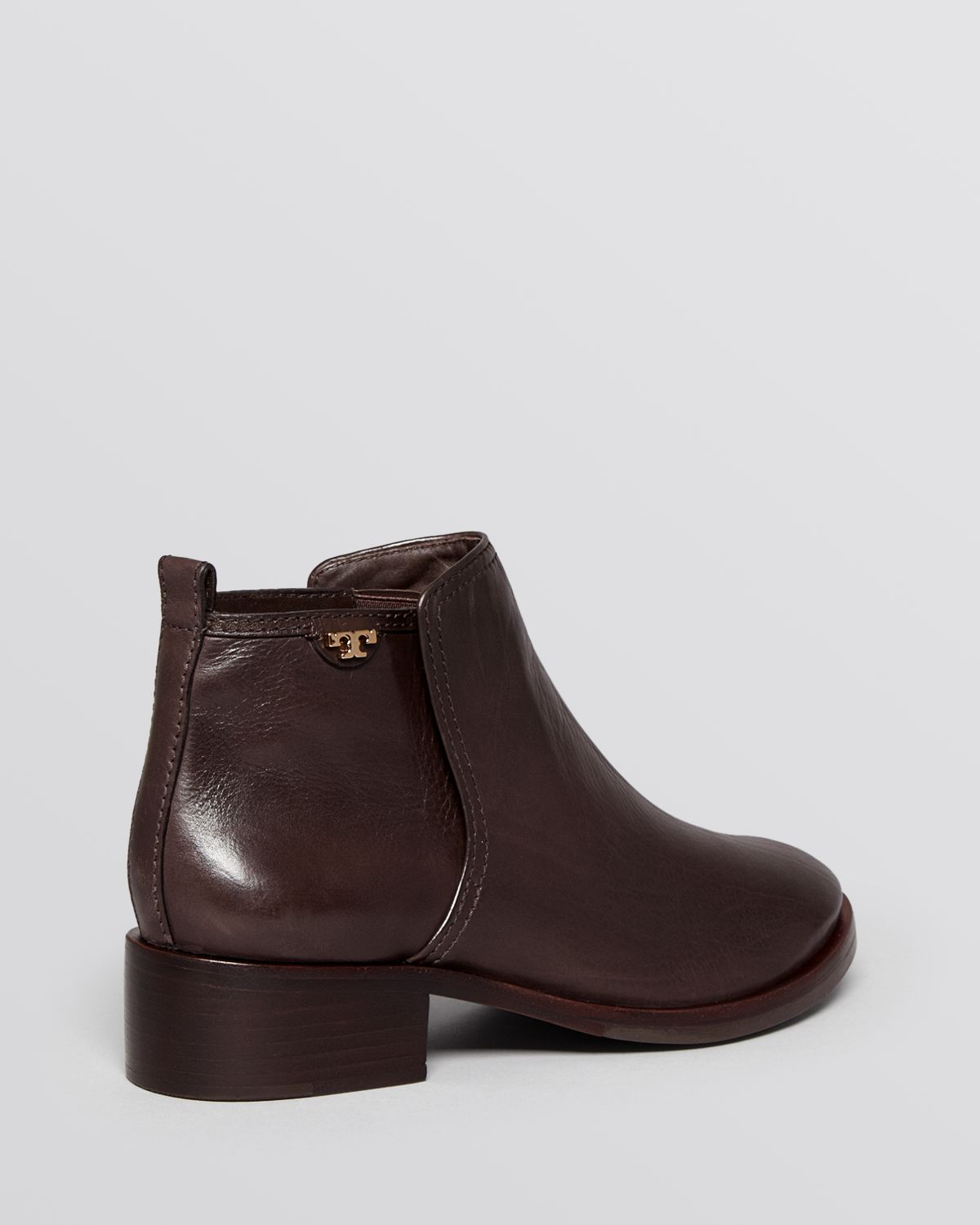 Tory burch Booties - Lexi in Brown | Lyst