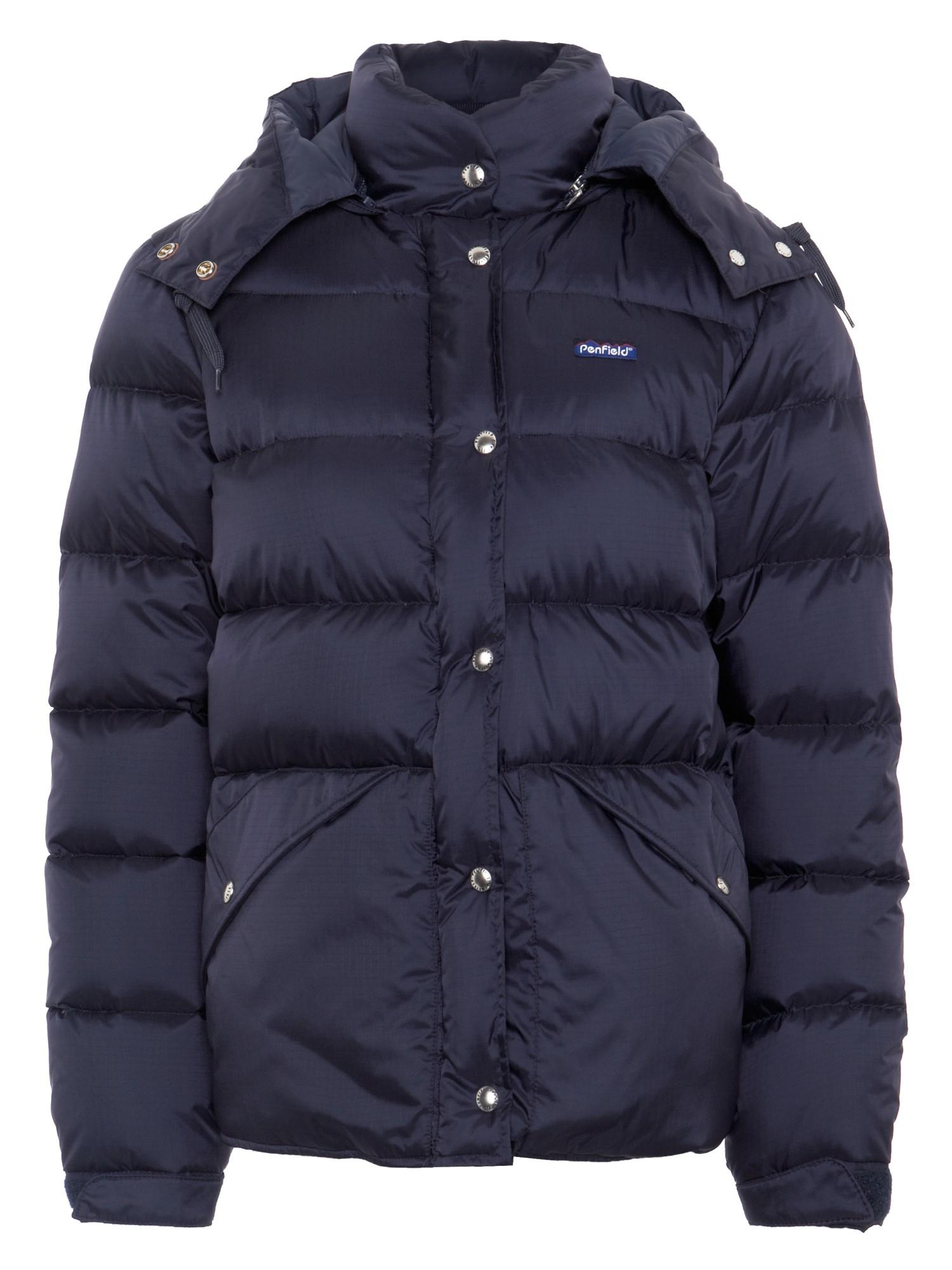 Lyst Penfield Bowerbridge Jacket In Blue