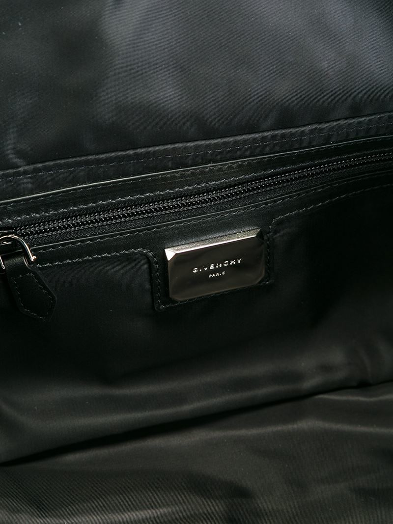 Givenchy Holdall Backpack in Black for Men