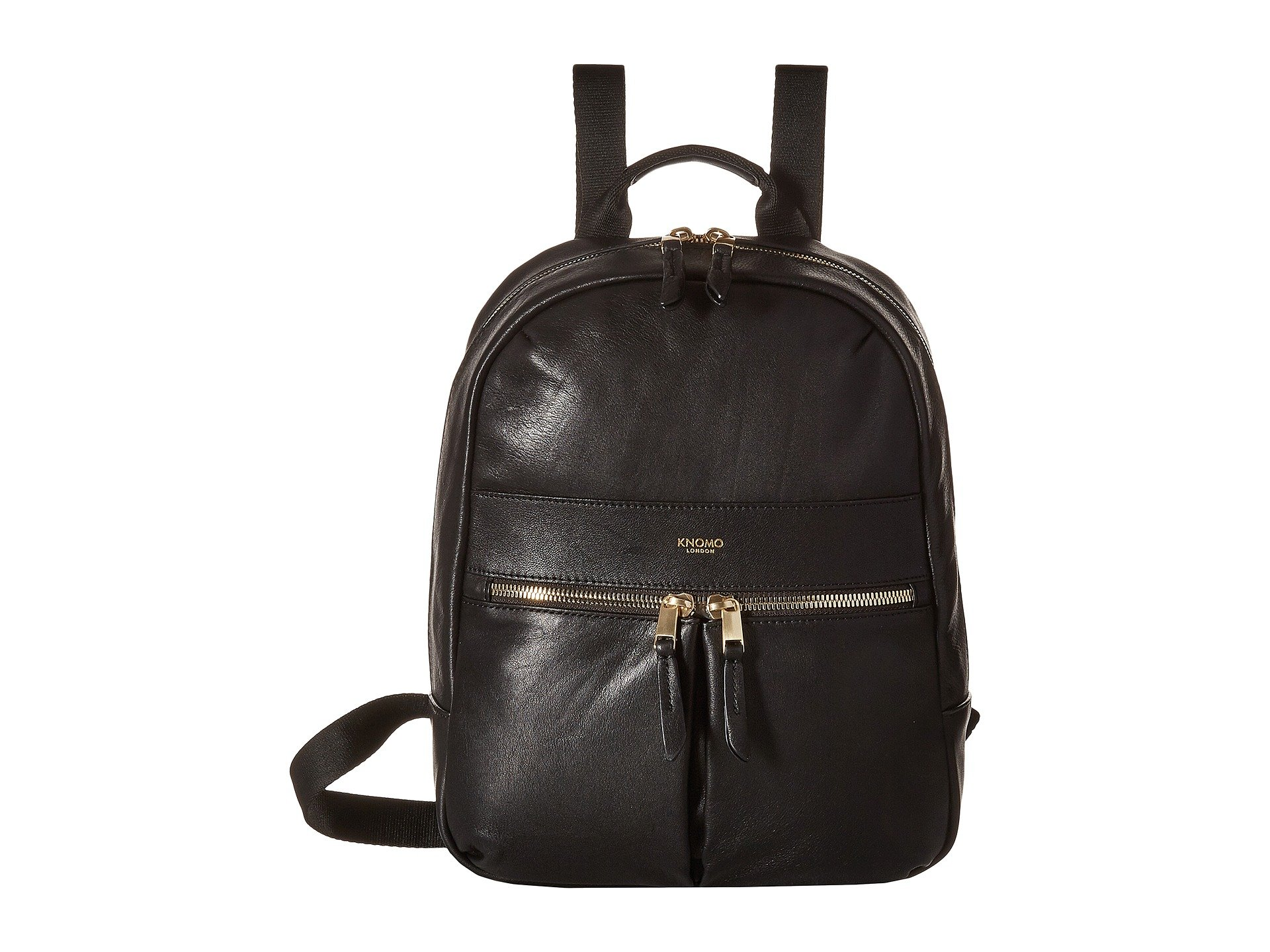 a7b92e0b2928 Knomo Mini Beaux Backpack in Black - Lyst