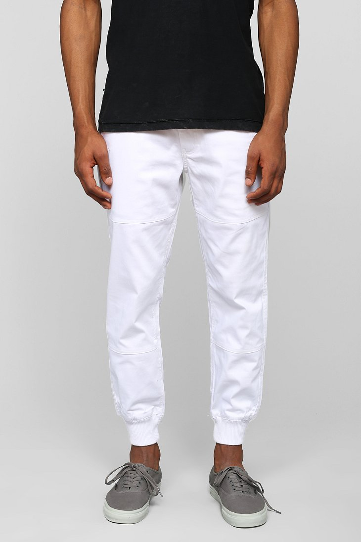 bigframenetwork.ga offers 1, mens white jogging pants products. About 73% of these are training & jogging wear, 12% are men's trousers & pants, and 6% are fitness & yoga wear. A wide variety of mens white jogging pants options are available to you, such as oem service, in-stock items.