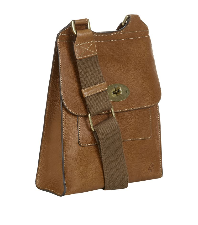 ... coupon code for mulberry antony cross body bag in brown for men lyst  1a922 00859 fd74d1c507262