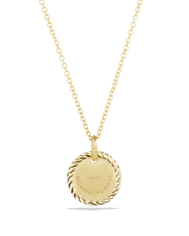 david yurman cable collectibles of david necklace