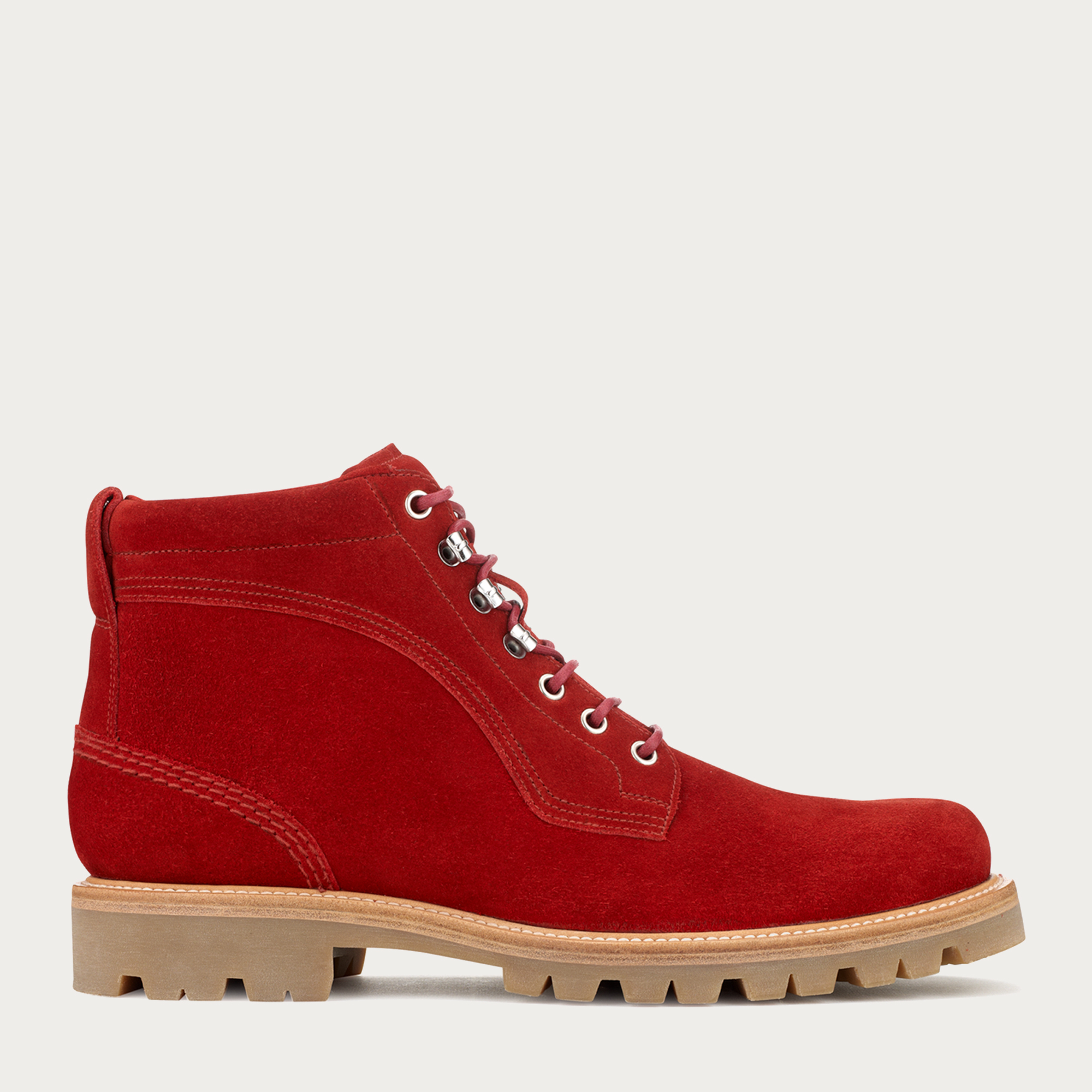 Bally Wellys In Red For Men Lyst