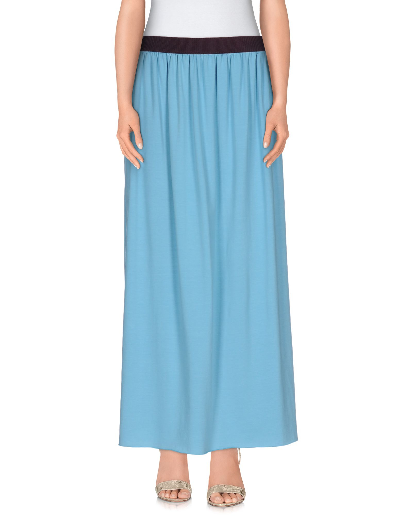 merci skirt in blue sky blue save 57 lyst