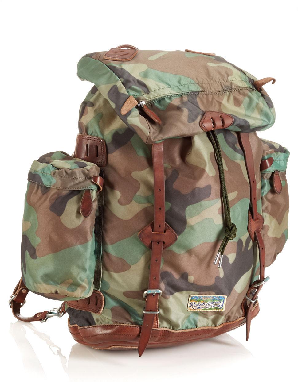 c655de8d090a Ralph Lauren Camouflage Bag