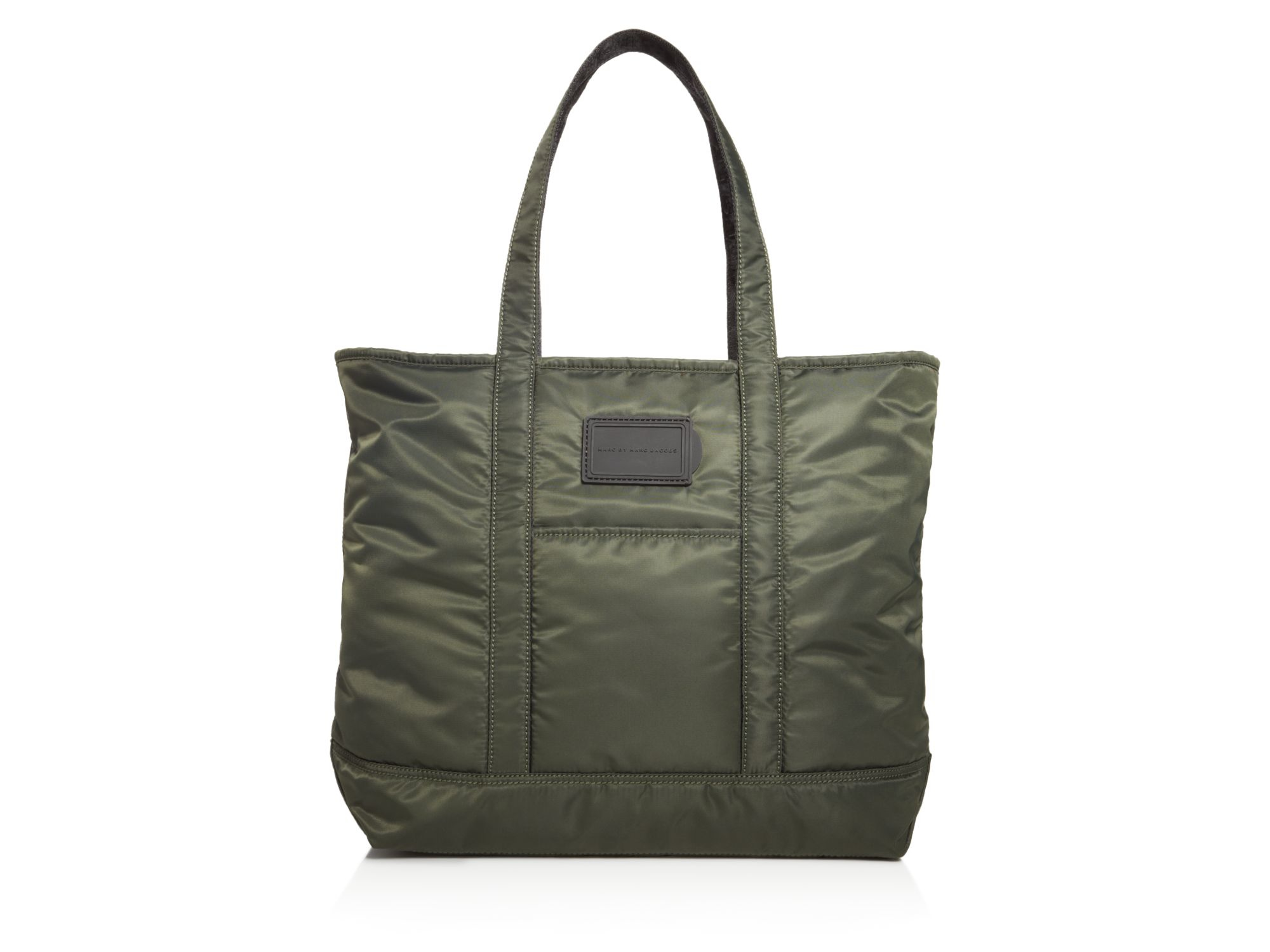 Marc By Marc Jacobs Padded Take Me Homme Jimmy Tote in Black