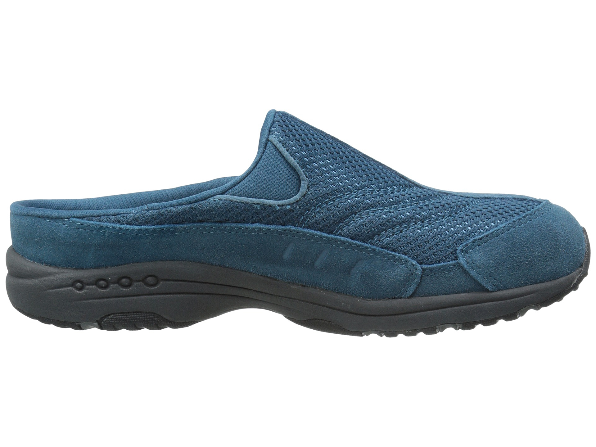 Easy Spirit Blue Suede Shoes
