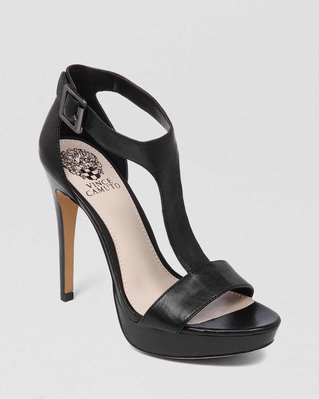 Vince Camuto Open Toe Platform Sandals Jerimya High Heel