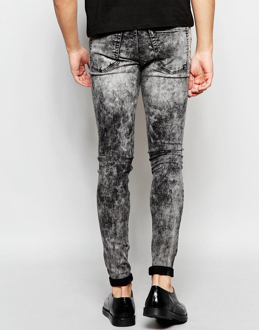 Cheap Acid Wash Jeans - Jeans Am