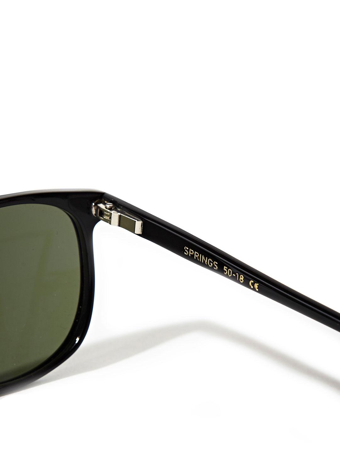 Lgr Womens Springs G15 Sunglasses In Black