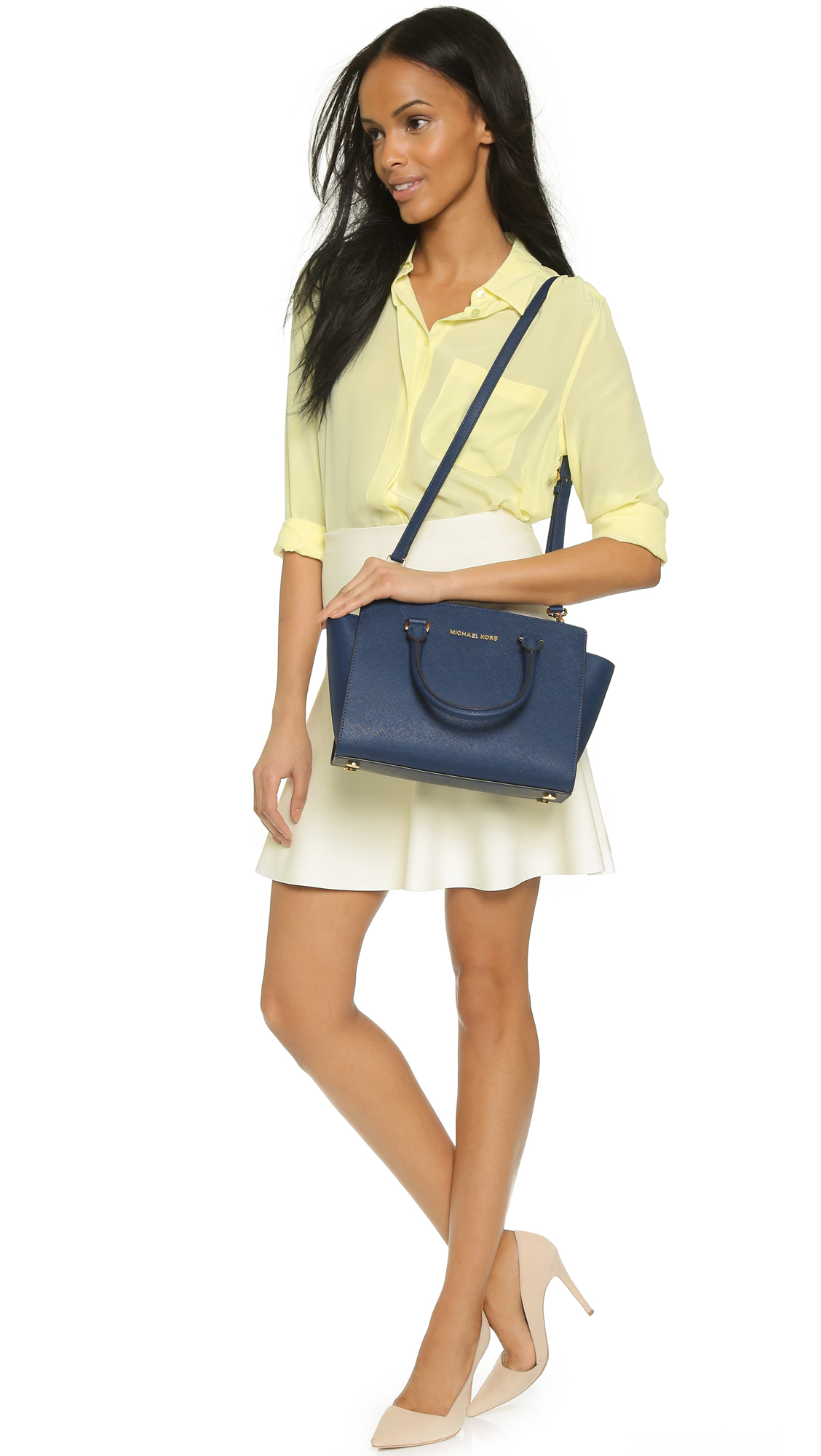 d7c6475ce49d Gallery. Previously sold at: Shopbop · Women's Michael By Michael Kors Selma