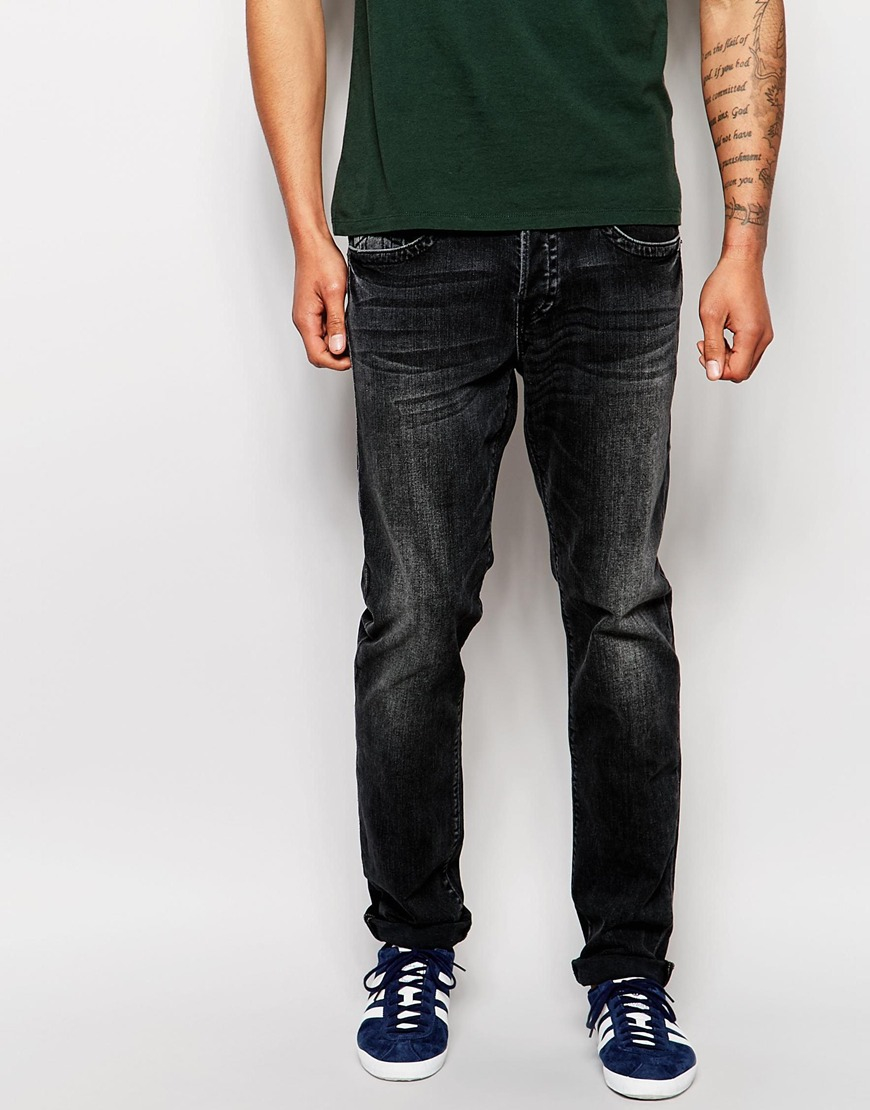 lyst true religion jeans rocco slim fit crad sun down in. Black Bedroom Furniture Sets. Home Design Ideas