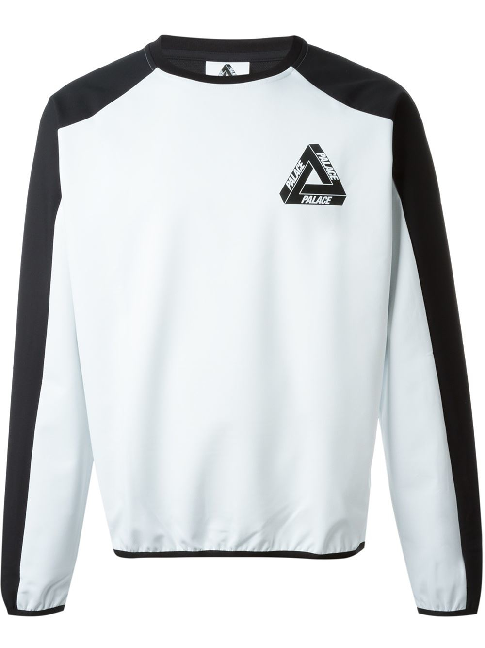 5f0f72530a adidas Originals ' X Palace' T-shirt in White for Men - Lyst
