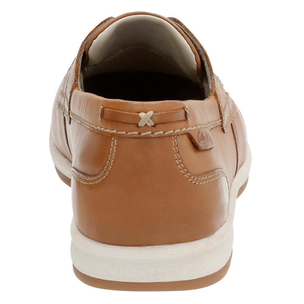 Clarks Men S Fallston Style Boat Shoe