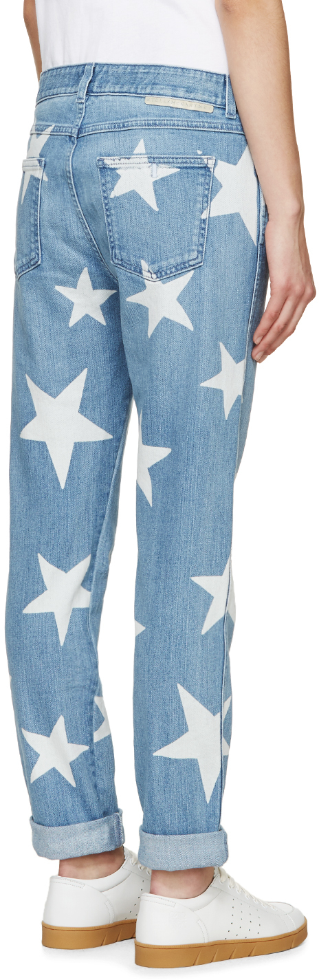 star boyfriend jeans - Blue Stella McCartney 2uvhOx