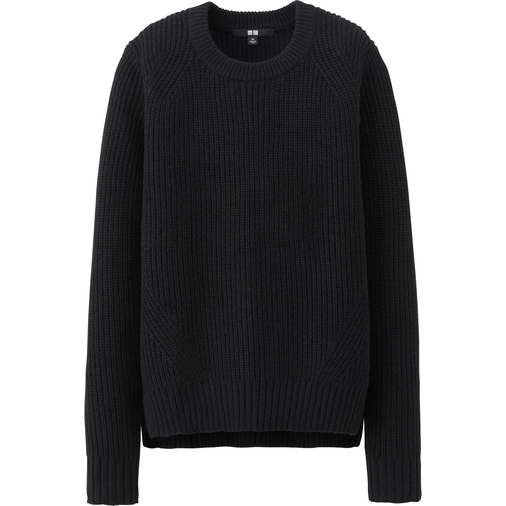 Heavy Gauge Wool Sweater 33