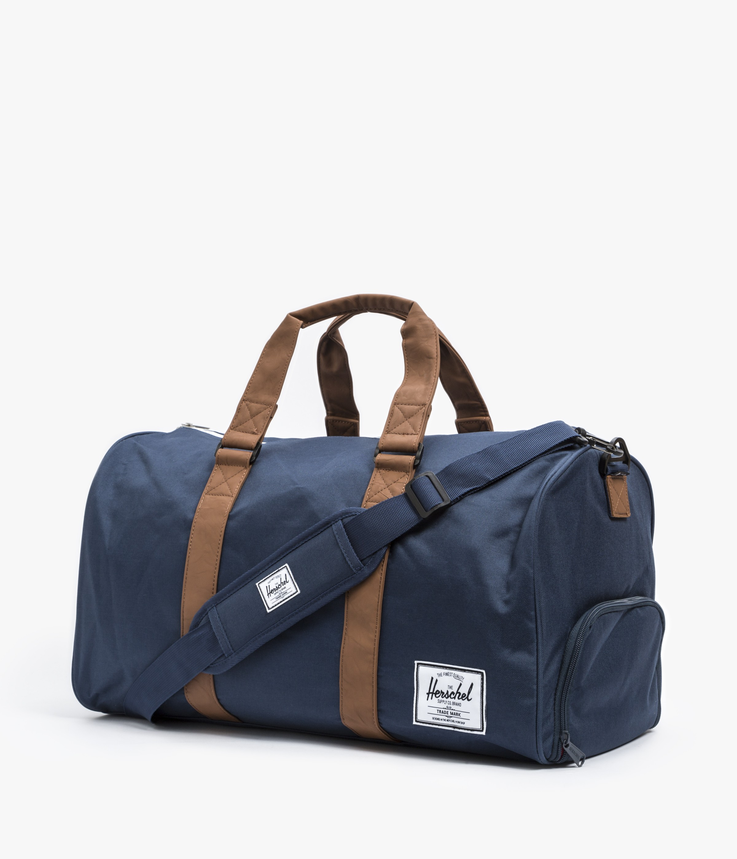 Lyst Herschel Supply Co Novel Duffle Bag In Gray