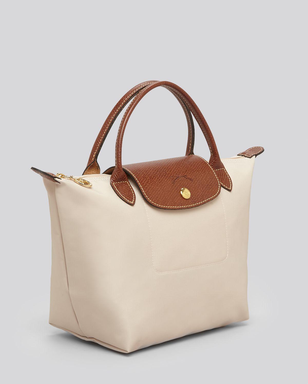 Longchamp Le Pliage L Beige