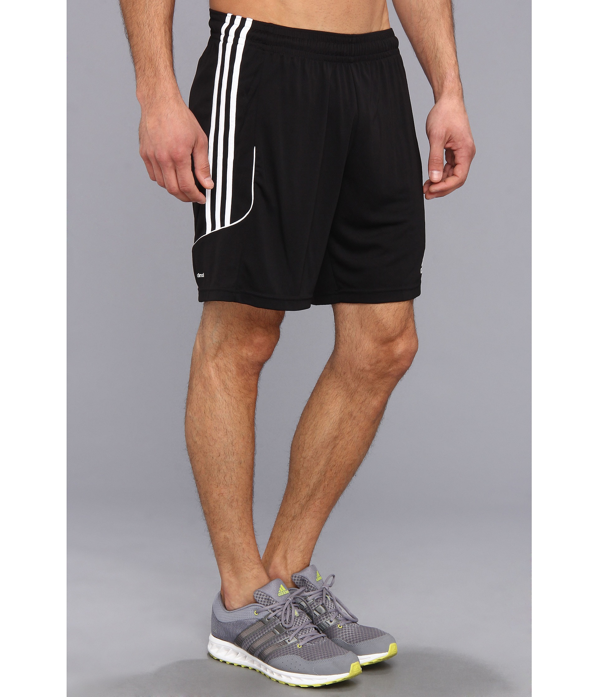 d63513e7afe adidas Originals Squadra 13 Short in Black for Men - Lyst