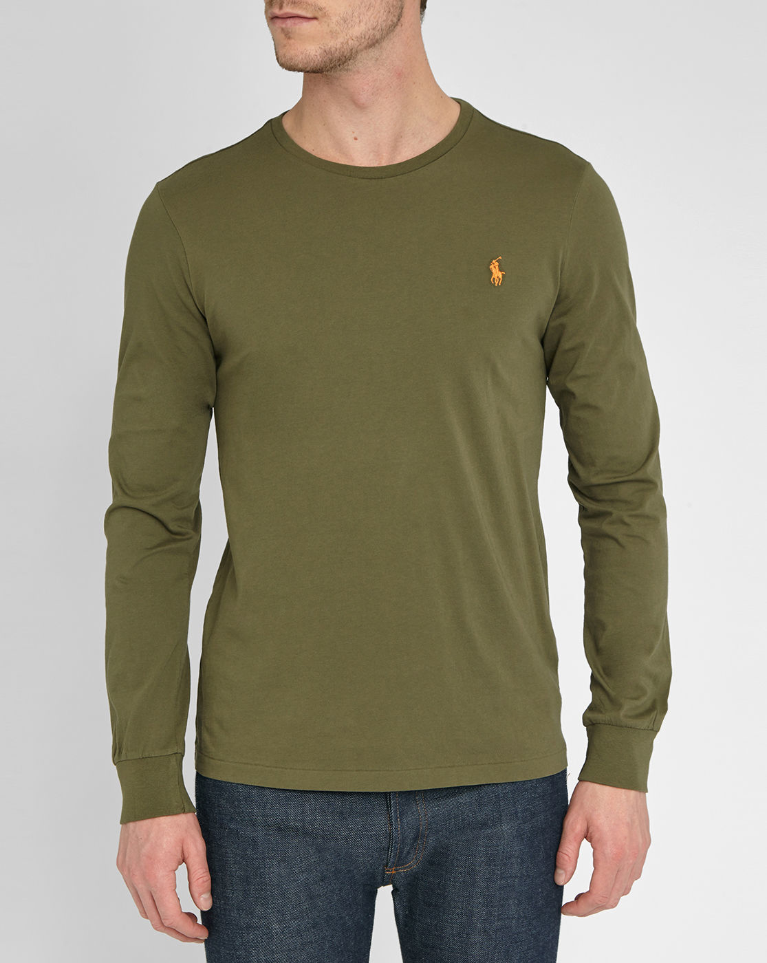 Mens brown long sleeve t shirt is shirt for Personalized long sleeve t shirts
