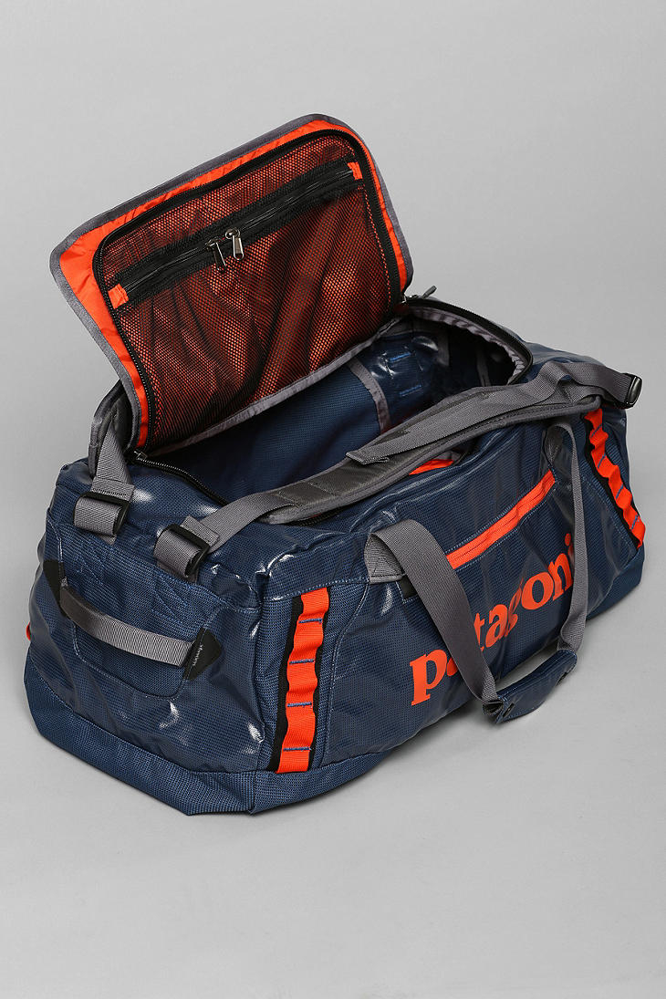 Patagonia Black Hole Duffle Bag In Blue For Men Lyst