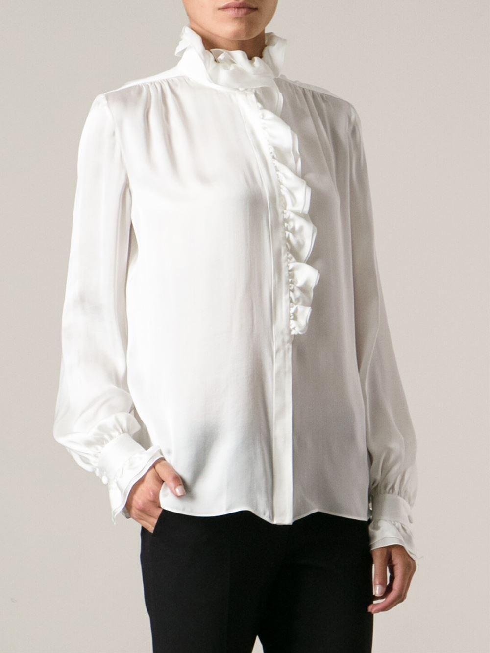 Tea Rose Home: Tutorial ~Ruffle Shirt 2 |Ruffle Shirt