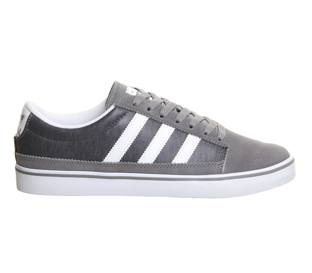 low priced d95a4 2009e Lyst - adidas Originals Rayado Low in Gray for Men