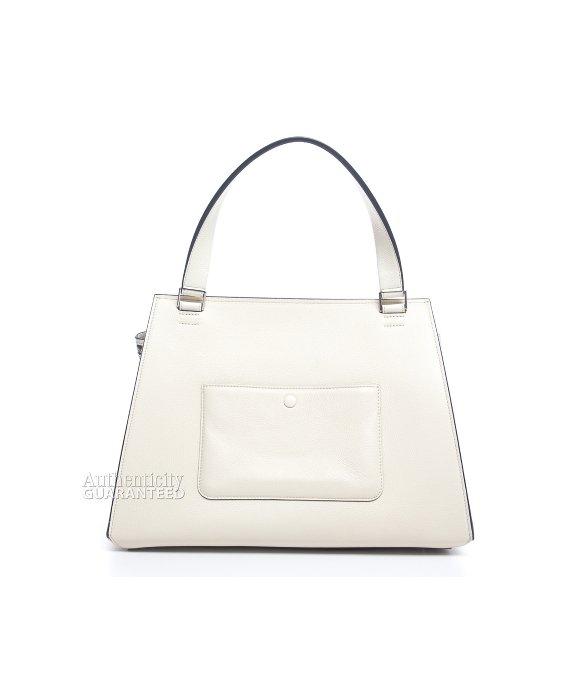 buy celine luggage tote - celine grey leather handbag blade