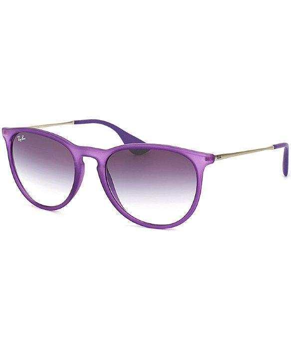 ray ban violet