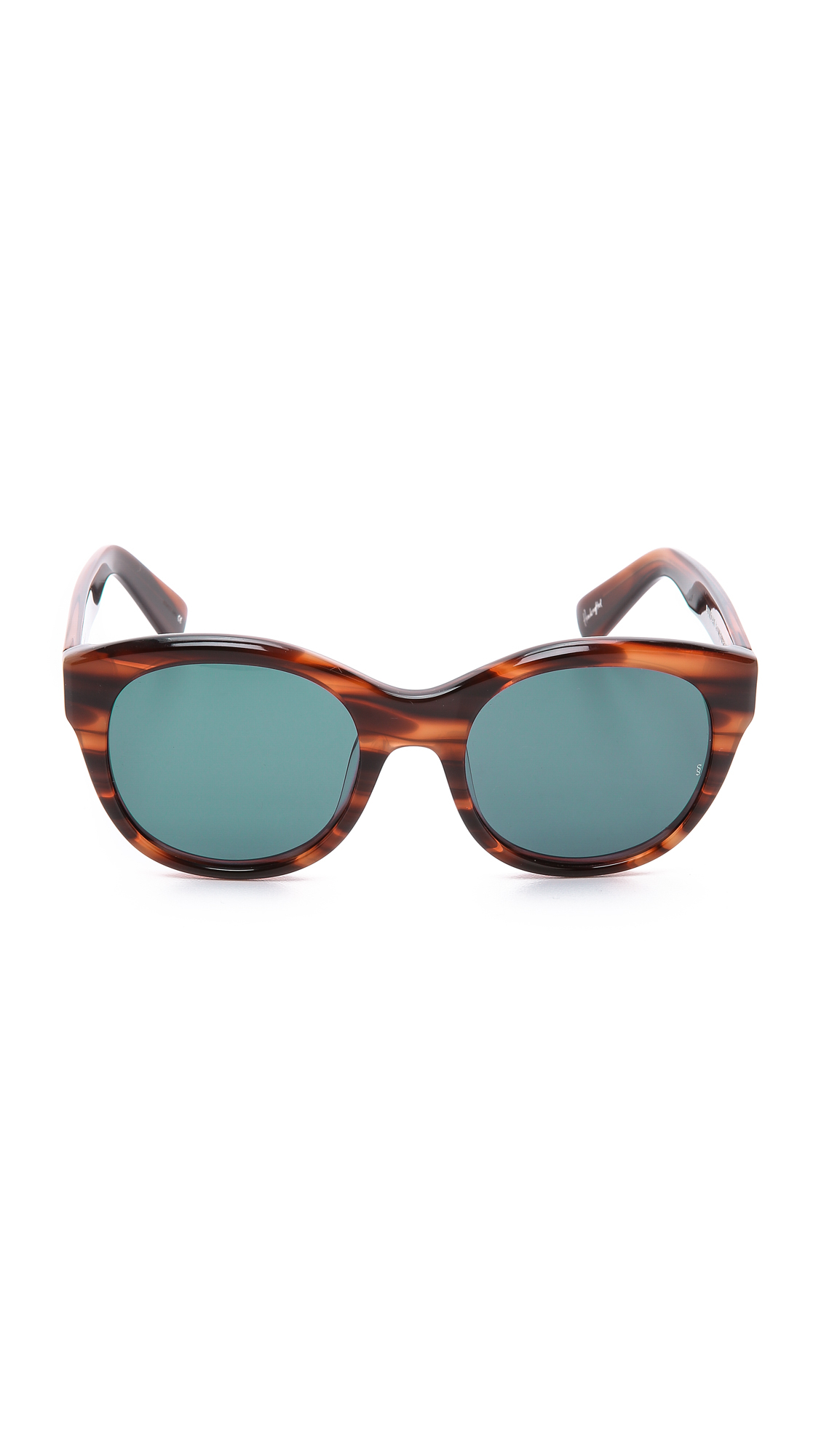 Sunday Somewhere Dolly Sunglasses in Brown