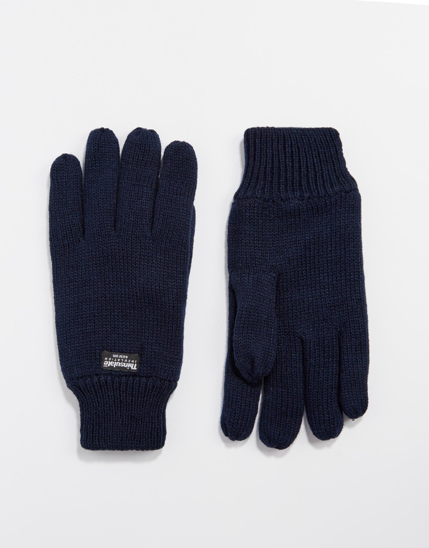 Thinsulate leather driving gloves - Gallery