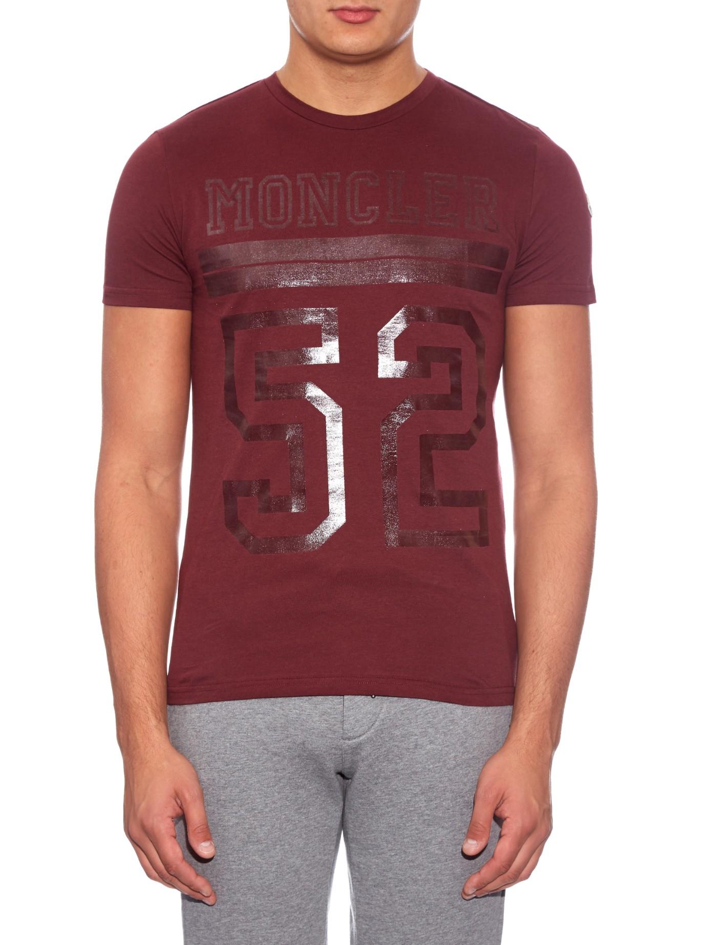 moncler tonal 52 t shirt