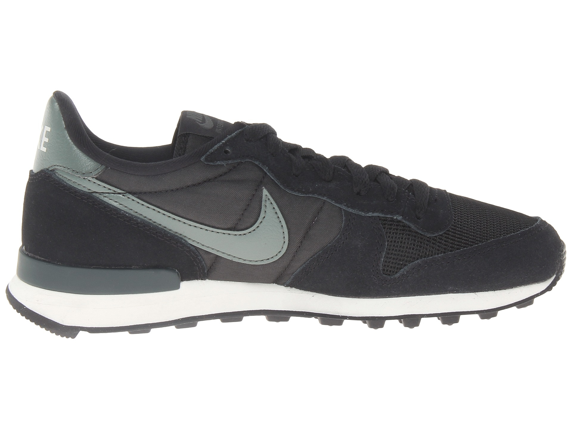 nike internationalist in black for men lyst. Black Bedroom Furniture Sets. Home Design Ideas