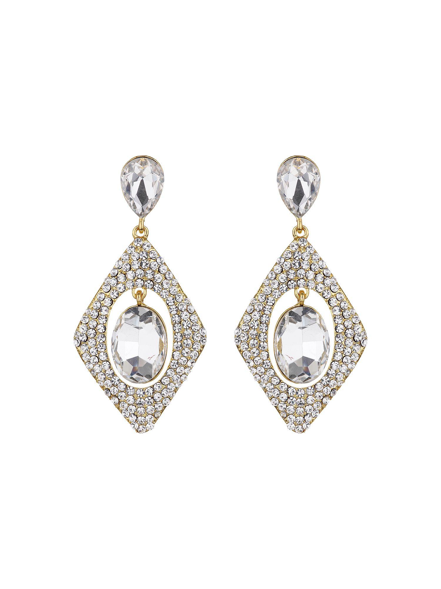 Baguette Diamond Earring Jackets